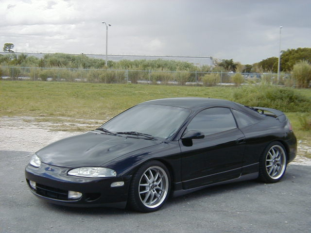 1996 Mitsubishi Eclipse Gs T Pictures Mods Upgrades